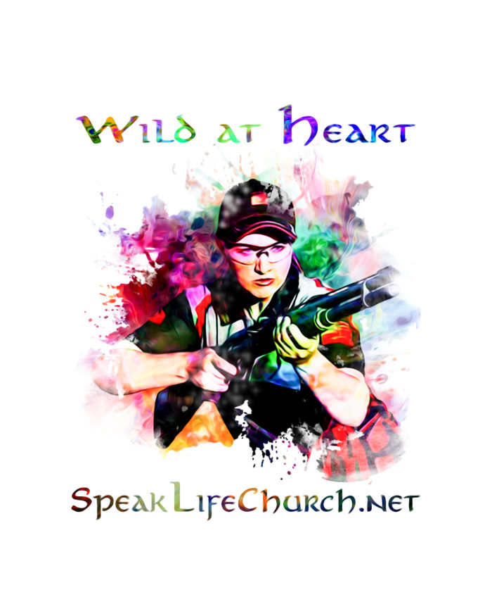 Julie Glob is Wild at Heart