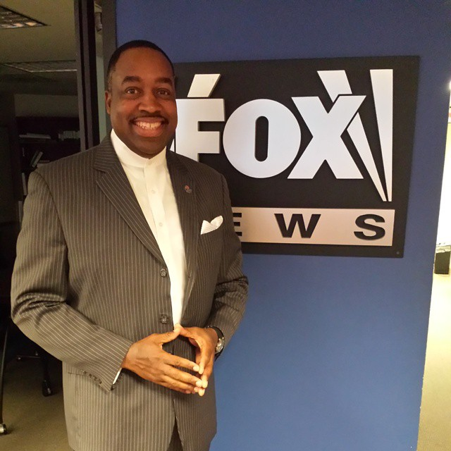 Pastor Kenn Blanchard at Fox News